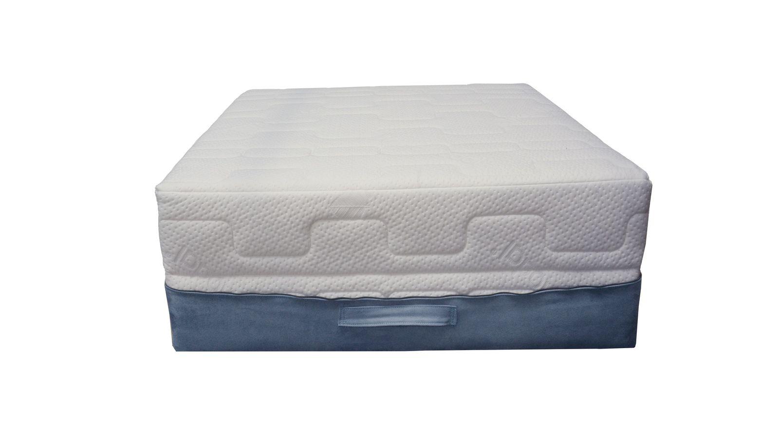Schutzhülle für Matratze dreiteilig mit praktischem Reißverschluss