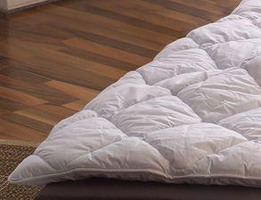 Seiden-Leicht-Bettdecke Schönau für die Sommermonate