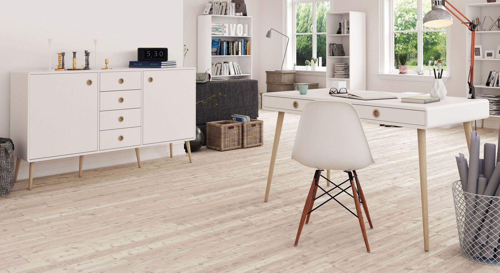 Sideboard Zuria mit passendem Schreibtisch