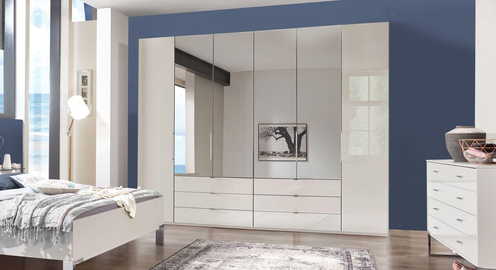 Spiegel-Kleiderschrank Elmira in hochwertiger Verarbeitung