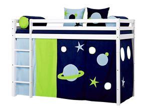 Spielvorhang Kids Heaven Weltraum für Kinder Hochbetten