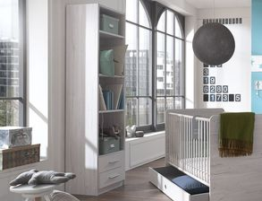 regale f r das babyzimmer g nstig bestellen. Black Bedroom Furniture Sets. Home Design Ideas