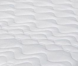 Taschenfederkern-Matratze Polar mit Doppeltuch-Bezug