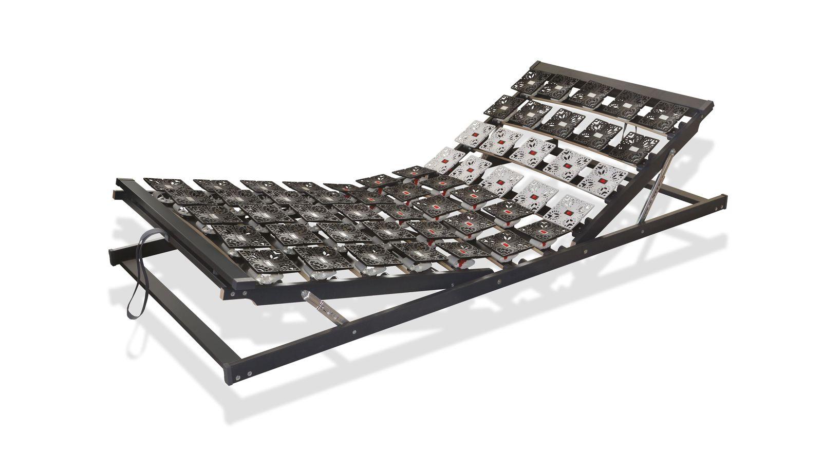 Tellerlattenrost youSleep mit flexibel gelagerten Tellermodulen