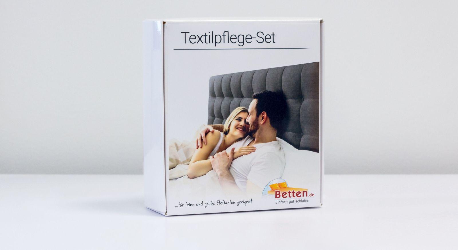 Textilpflege-Set für Möbel mit Stoffbezug