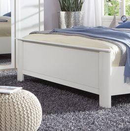 Stilvolles Bett Beratas Fußteil