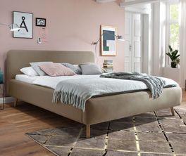 Bett Carballo mit komfortabler Einstiegshöhe