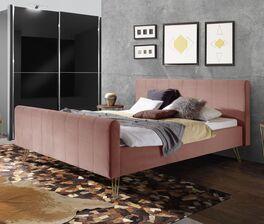 Bett Celica im trendigen Retro-Stil
