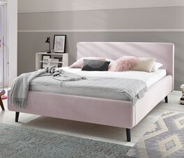 Bett Inara in trendigem Design