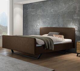 Bett Kismet aus hochwertigem Luxus-Kunstleder