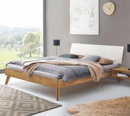 Bett Laxton in modernem Design