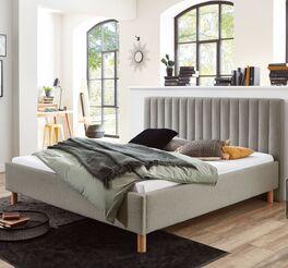Bett Medana mit komfortabler Polsterung