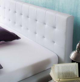 Hochwertiges Bett Molares gepolstertes Kopfteil