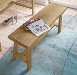 Hochwertige Bettbank Kärnten aus massivem Holz