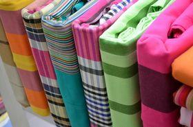 Bettbezüge und Bettwäsche in diversen Farben und Designs