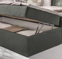 Boxbett Arba inklusive Bettkastenbox mit Gasdruckfeder