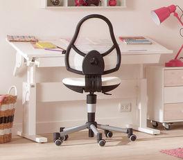 LIFETIME Bürostuhl Original mit hochwertigem Bezug