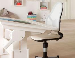 Bürostuhl Original von LIFETIME in schlichtem Design