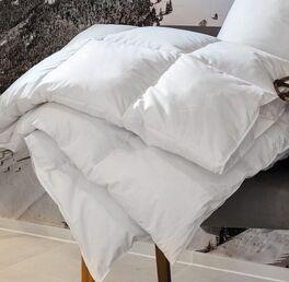 Daunen-Bettdecke Centa Star Moments warm für den Winter