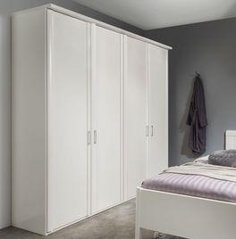Drehtüren-Kleiderschrank Calimera mit 4 Türen
