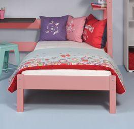 Eck-Etagenbett Kids Town Color mit praktischem unteren Schlafplatz