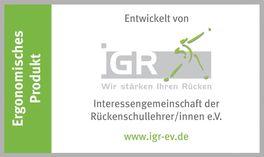 Ergonomische youSleep Kaltschaummatratzen IGR-Siegel