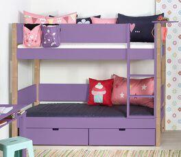 Stabiles Etagenbett Kids Town Color in Top Qualität