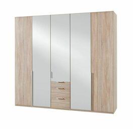 Funktions-Kleiderschrank Coreno optional mit Spiegel