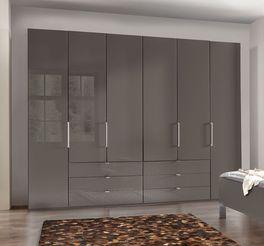 Funktions-Kleiderschrank Harrow mit komfortablen Schubladen