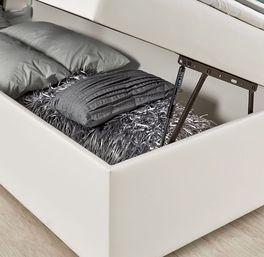 Boxbett Sinopoli mit geräumigen Bettkasten