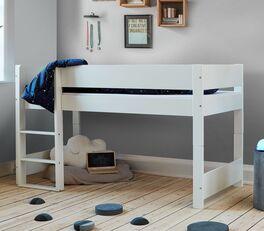 Halbhohes Bett Tacora für kleinere Kinder