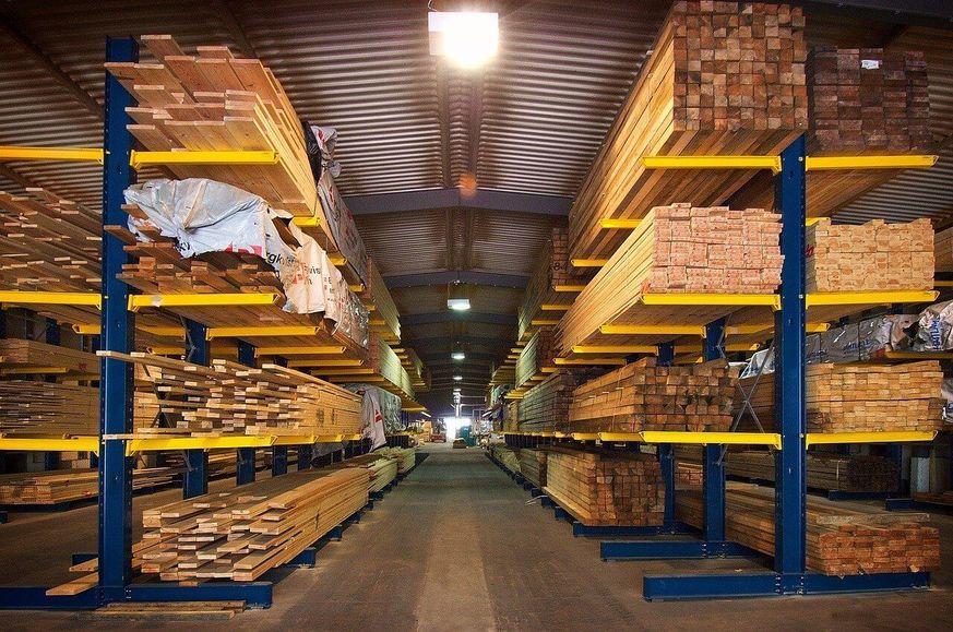 Holzwerkstoffe Vollholz