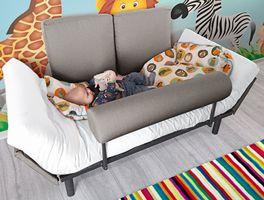 Die praktische Couch Steward ist vielseitig nutzbar