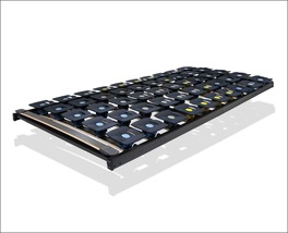 Unverstellbare Variante von Lattenrost orthowell bestflex