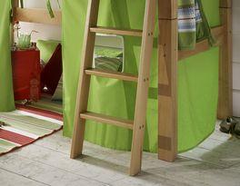 Midi-Hochbett Kids Fantasy mit stabiler komfortabler Leiter