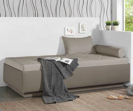 Relaxliege Eriko in moderner Farbkombination
