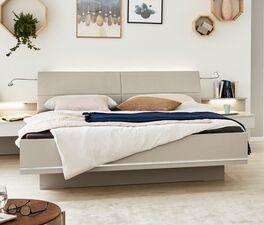 INTERLIVING Bett 1009 in Schwebeoptik online kaufen