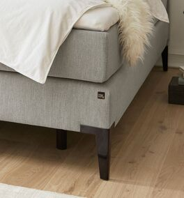 INTERLIVING Boxspringbett Variante B mit eleganten Bettbeinen