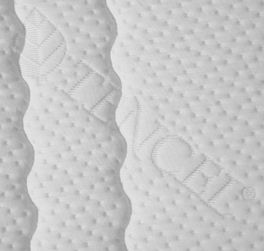 Hochwertiger Bezug der Kaltschaum Matratze CleverSleep Comfort