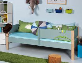Kinderbett Kids Town Color in kindgerechter Farbe