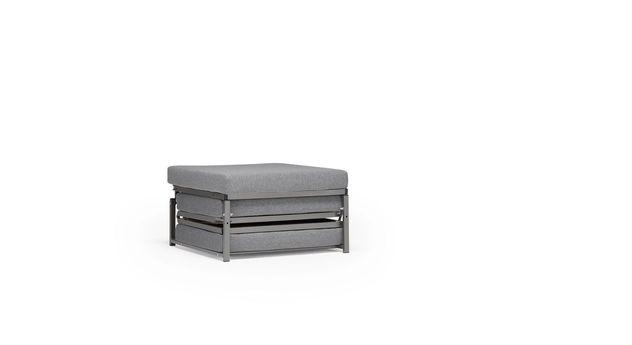 klappbett 75x200 cm mit matratze und farbigem bezug canino. Black Bedroom Furniture Sets. Home Design Ideas