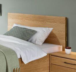 Klassisches MUSTERRING Komfort-Einzelbett Sorrent mit Kopfteil
