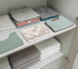Kleiderschränke Evansville mit praktischer Supertiefe