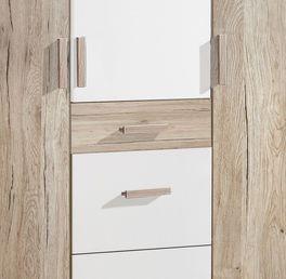 Moderner Kleiderschrank Tropea mit 3 Türen