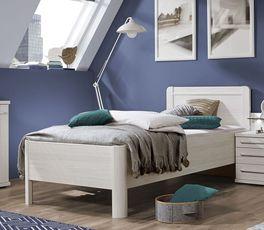 Komfort-Einzelbett Apolda in klassischer Optik