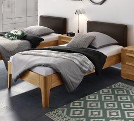 Komfort-Einzelbett Pavora für Senioren geeignet