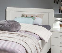 Komfortbett Cavallino mit stabilem Kopfteil aus Spannplatten