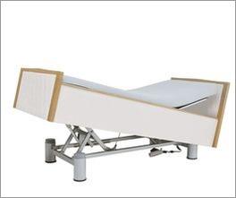 Hochwertiges Komfortbett mit Pflegebett-Funktion Rügen mit dreidimensionaler Anpassungsfähigkeit