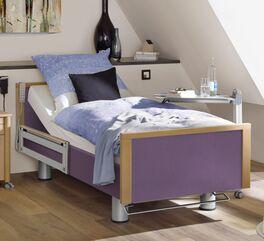 Komfortbett mit Pflegebett-Funktion Sylt inklusive Montage