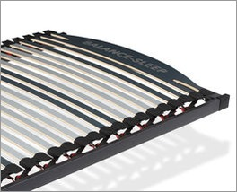 Flexibler Lattenrost Balance Sleep mit optionaler Verstellung